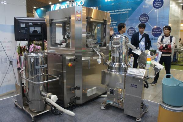 2016 제20회 국제포장기자재전(KINTEX 전시장) 4